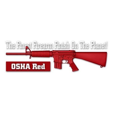 Краска стандартная Duracoat OSHA Red 100 гр