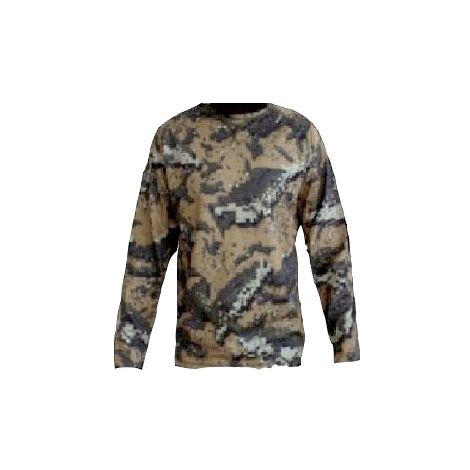 Джемпер охотничий Remington Men's Camouflage T-Shirt APG Hunting Camo цвет Optifade