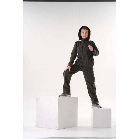 Костюм «Нато» детский (ткань: хлопок, цвет: хаки) Payer