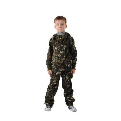 Костюм «Противоэнцефалитный» детский (ткань: смесовая, цвет: бурелом) Маугли