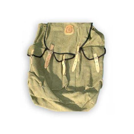 Рюкзак брезентовый, 50 л., 3 кармана (МВЕ)
