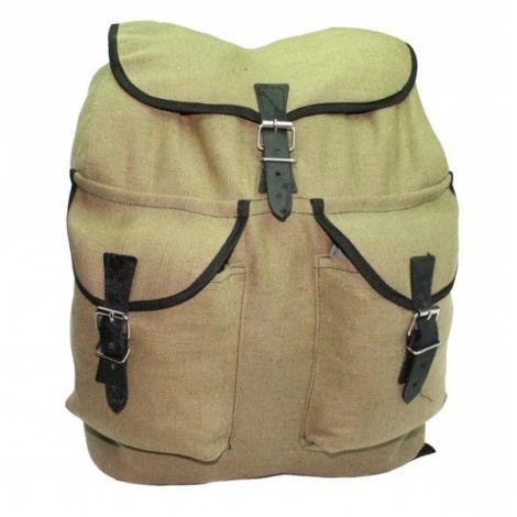 Рюкзак брезентовый, 50 л., со шнуровкой (МВЕ)