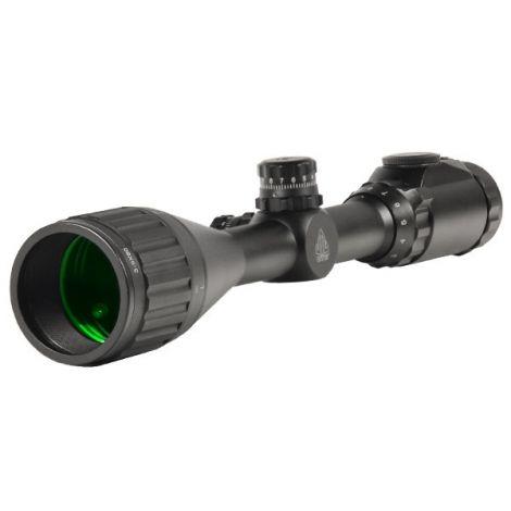 Прицел Leapers True Hunter IE 3-9X50 AO 25,4 мм подсв. (36цв), сетка-нить, кольца weaver