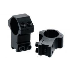 Кольца Leapers AccuShot 25,4 мм, на призму 12 мм, высокие