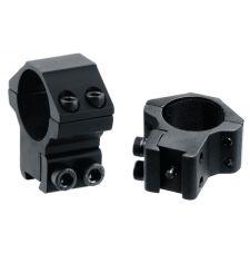 Кольца Leapers AccuShot 25,4 мм, на призму 10-12 мм, средние