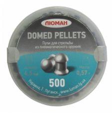 Пули пневматические Люман Domed pellets 4,5 мм 0,57 грамма (500 шт.)