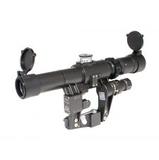 Прицел оптический ПОСП 2,5-5х24 Т (Тигр 1/400)