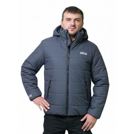 """Куртка """"Партизан NEW"""" (таслан, серый) (реверс) Payer"""
