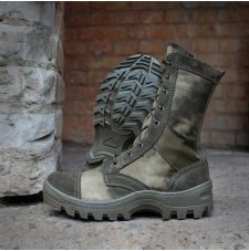 Ботинки с высокими берцами Garsing Rush Camo A-FG
