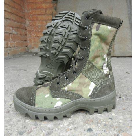 Ботинки с высокими берцами Garsing Rush Camo Multi