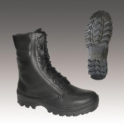 Ботинки с высокими берцами Garsing Corporal Fur