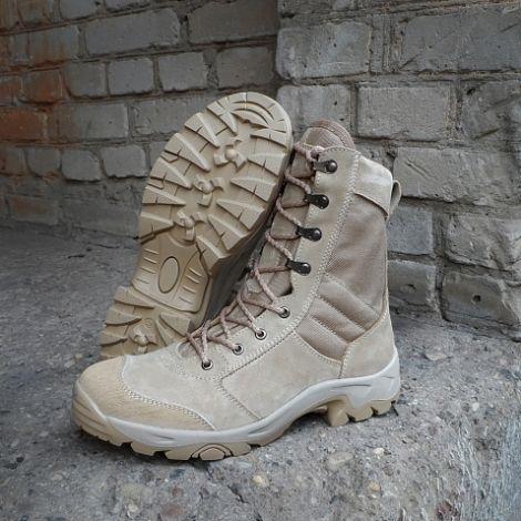 Ботинки с высокими берцами Garsing Saboteur Desert NEW
