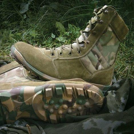 Ботинки с высокими берцами Garsing Harpy Light CAMO MULTI