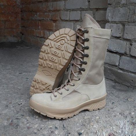 Ботинки с высокими берцами Garsing Storm Desert
