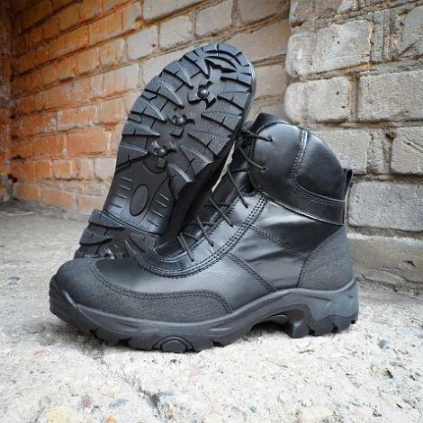 Ботинки Garsing Delta Black NEW
