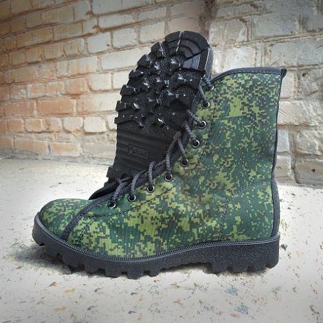 Ботинки с высокими берцами Garsing Berkut NEW