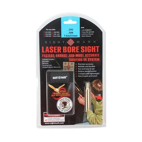 Лазерный патрон Sightmark 308 Win, 243 Win, 7mm-08, 260 Rem, 358 Win