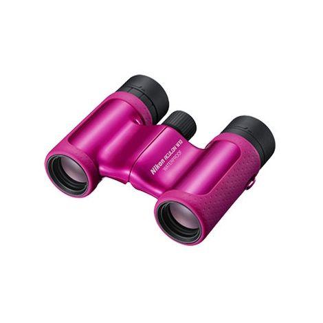Бинокль Nikon Aculon W10 8x21 pink
