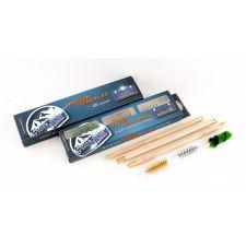 Набор для чистки ShotTime кал.12, для гладк.оружия, деревянный шомпол + 3 ерша
