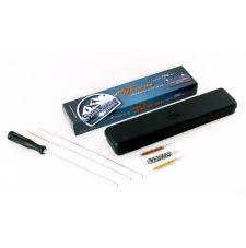 Набор для чистки ShotTime кал.7,62мм., для нарезн.оружия, метал.шомпол + 3 ерша, пластиковый пенал