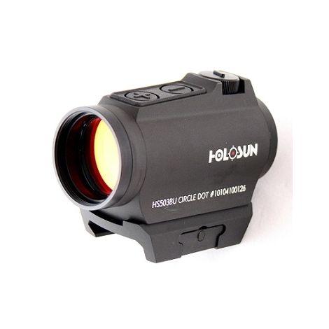 Holosun PARALOW HS503BU на Weaver/Picatinny