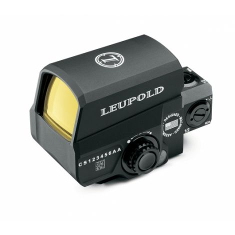 Leupold Carbine Optic закрытый, на Weaver