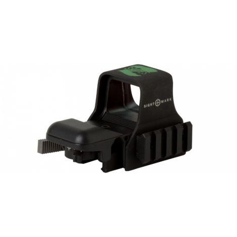 Sightmark, зеленая марка, быстросъемный Weaver