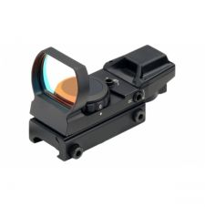 Target Optic 1х33 открытого типа на Weaver