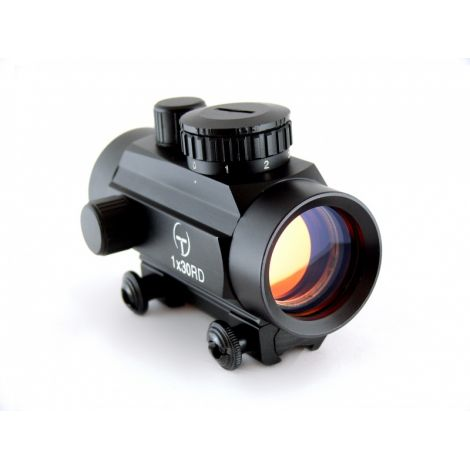 Target Optic 1x30 закрытого типа на призму 11мм