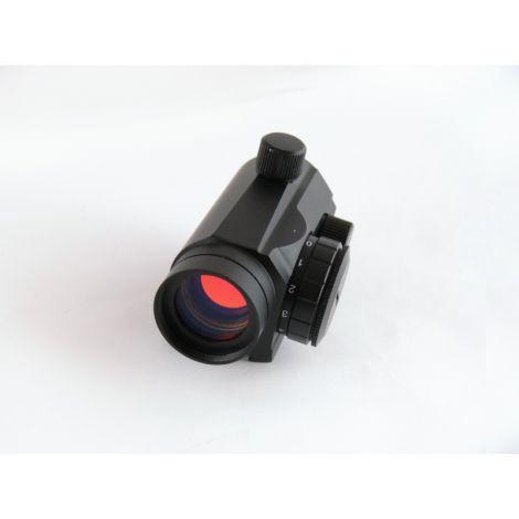 Target Optic 1х22 закрытого типа на Weaver