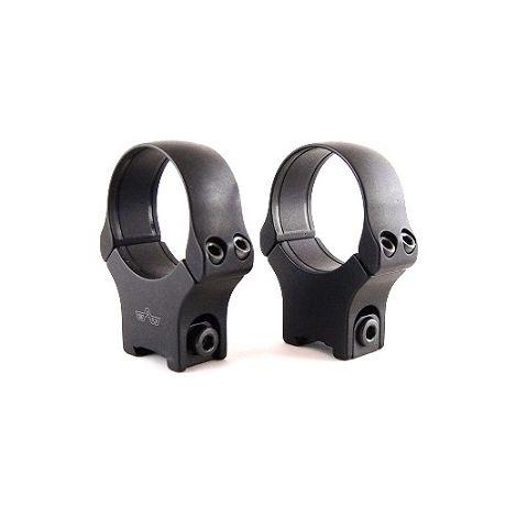 Кольца EAW раздельные небыстросъемные на призму 11мм, кольца 30мм, высота 20мм., алюминиевый сплав