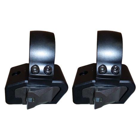 Быстросъемные кольца Innomount 25,4 мм Weaver/Picatinny