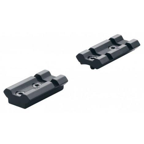 Основание (из 2-х частей) Weaver для Remington 700, черное, матовый
