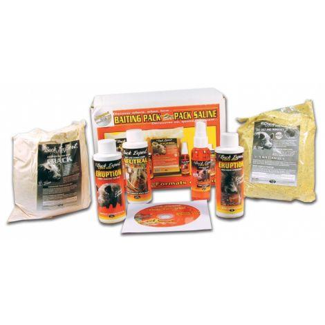Набор приманок Buck Expert с солью (кабан) с DVD