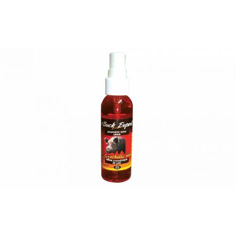 Приманки Buck Expert для кабана - искусственный ароматизатор выделений самки (спрей) 60 мл