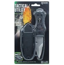 Нож McNETT тактика, сталь 420, клинок 7,62см., цвет Black