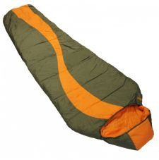 Мешок спальный - кокон «Тургояк» (хаки-оранж)