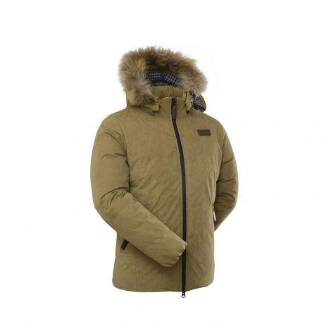 Куртка «Таганай» (ткань: GRAFF, цвет: коричневый) Pride