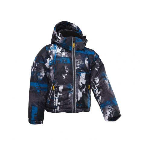 Куртка «Мегаполис» (ткань: Dobby, цвет: синий) Маугли