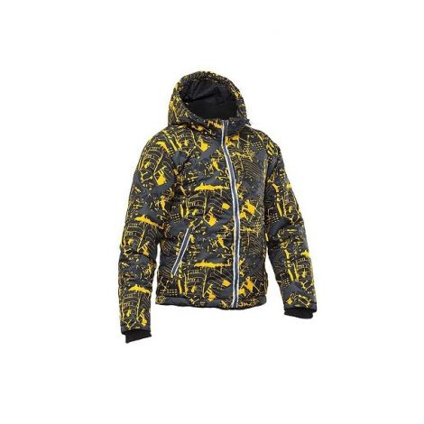 Куртка «Мегаполис» (ткань: Dobby, цвет: желтый) Маугли