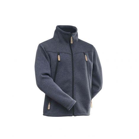 Толстовка «Комфорт» (ткань: DOUBLE вязанка+флис, цвет: серый) Pride