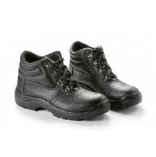 Ботинки ЭСО на иск.меху (ПУ)