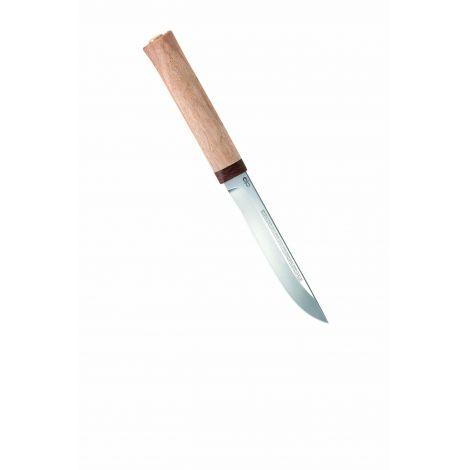 Нож Бурятский малый (орех), 95х18