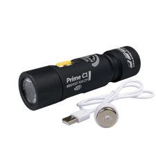 Фонарь Armytek Prime C1 XP-L Magnet USB (белый свет) + 18350 Li-Ion