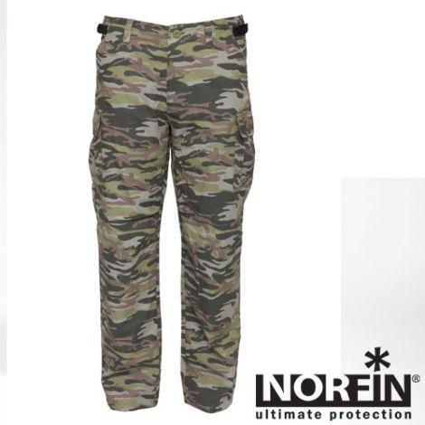 Штаны Norfin (Норфин) NATURE CAMO