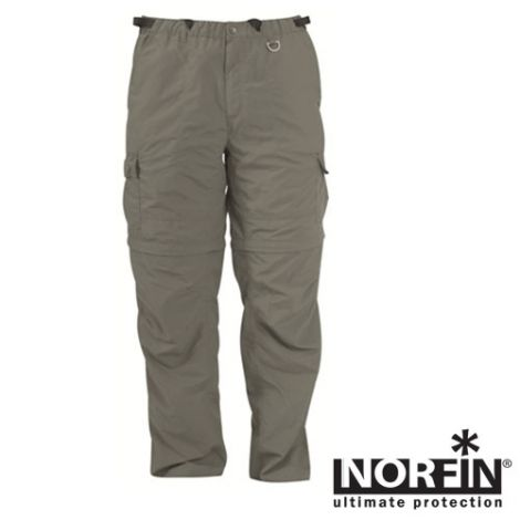 Штаны-шорты Norfin (Норфин) MOMENTUM BEIGE