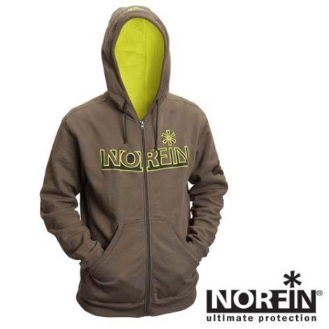Куртка Norfin (Норфин) HOODY GREEN