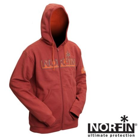 Куртка Norfin (Норфин) HOODY TERRACOTA