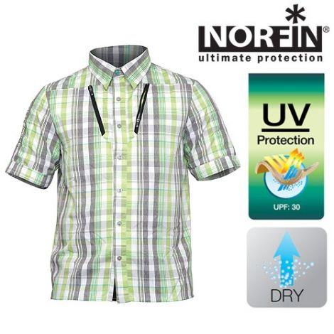 Рубашка Norfin (Норфин) SUMMER