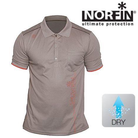Рубашка поло Norfin (Норфин) BEIGE